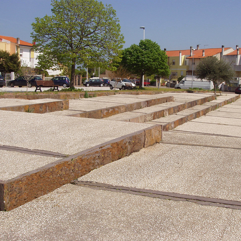 Birori. Piazza via Sardegna