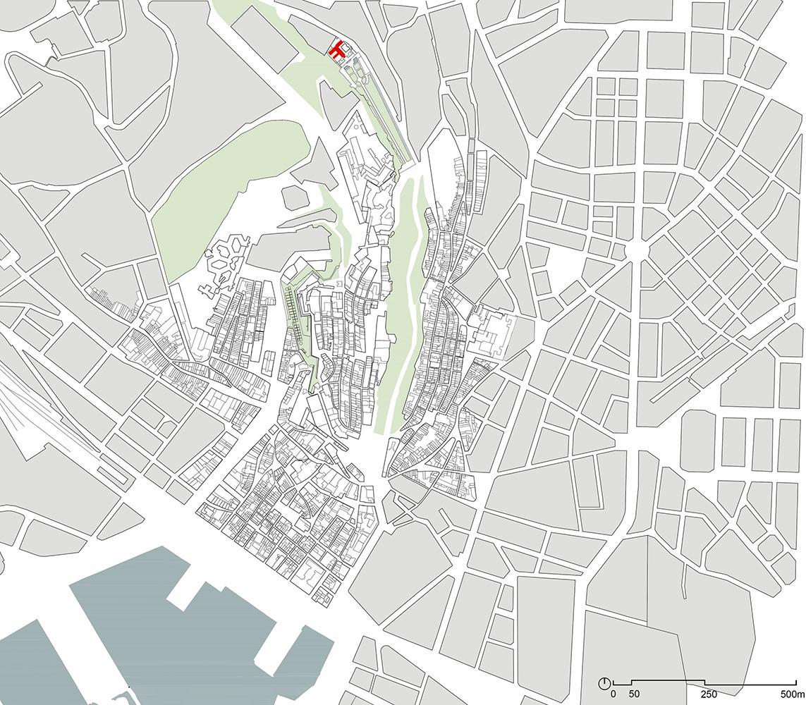 Inquadramento urbano