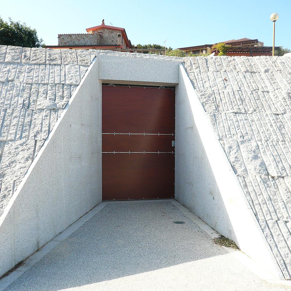 Chia. Progetto per il risanamento delle dune e sistemazione delle aree limitrofe